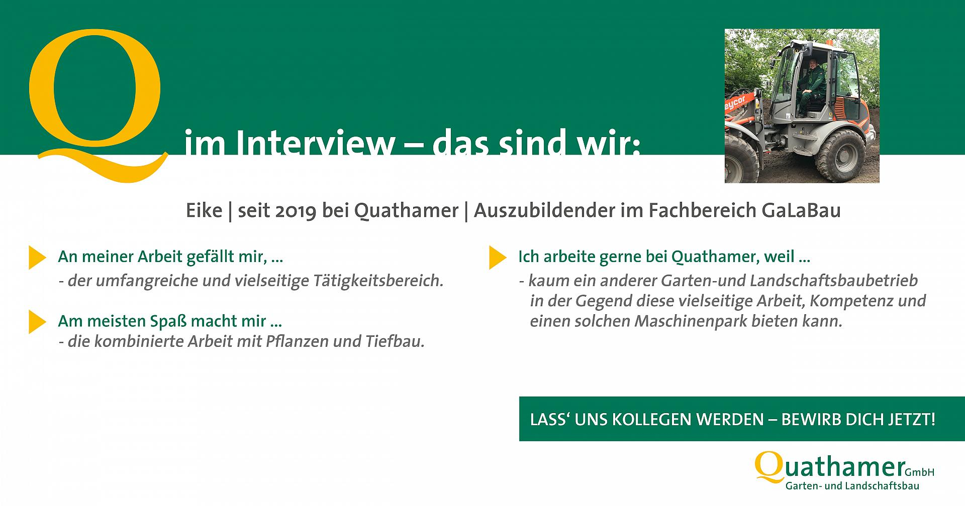 Interview mit Eike